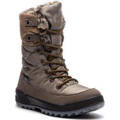 Śniegowce MANITU - 991226 Taupe 8. Czerwone buty zimowe damskie marki Reserved, na niskim obcasie. W wyprzedaży za 309,00 zł.
