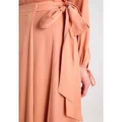 Spódniczki: IVY & OAK Spódnica z zakładką dusty blush