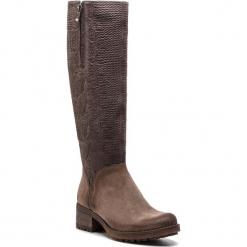 Kozaki SERGIO BARDI - Casagiove FW127363618RB 809. Brązowe buty zimowe damskie Sergio Bardi, ze skóry. W wyprzedaży za 299,00 zł.