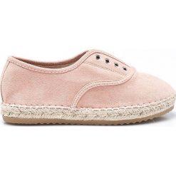 Answear - Espadryle Chc-Shoes. Szare espadryle damskie marki ANSWEAR, z gumy. W wyprzedaży za 49,90 zł.