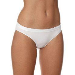 Stroje dwuczęściowe damskie: Brubeck Figi damskie bikini Comfort Cotton białe r. S (BI10020A)