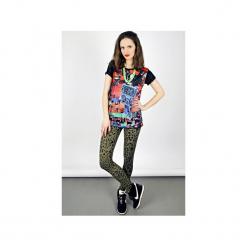 T-shirt DOG ROBOT. Czarne t-shirty damskie Missspark, m, z bawełny. Za 129,99 zł.