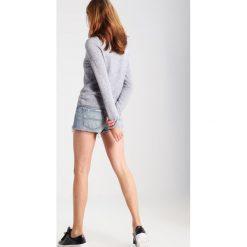 Kardigany damskie: FTC Cashmere Kardigan opal grey