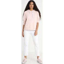 GStar LOOSE HOODED SW Bluza z kapturem rosa. Szare bluzy z kapturem damskie marki G-Star. Za 419,00 zł.