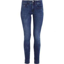 GStar LYNN MID SKINNY Jeans Skinny Fit  aged. Szare jeansy damskie marki G-Star. W wyprzedaży za 447,20 zł.