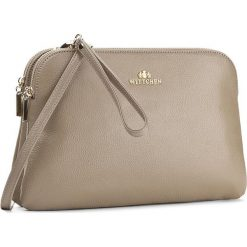 Torebka WITTCHEN - 84-4E-419-9  Szary. Brązowe torebki klasyczne damskie Wittchen. W wyprzedaży za 239,00 zł.