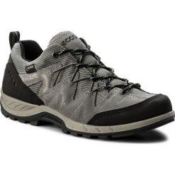 Buty trekkingowe damskie: Trekkingi ECCO - Yura GORE-TEX 84066352570 Szary