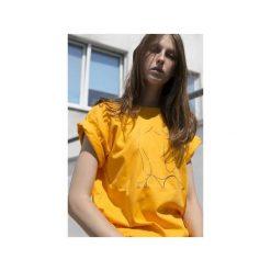 NO SHAME YELLOW T-SHIRT. Żółte t-shirty męskie marki Rest_factory, l. Za 89,90 zł.