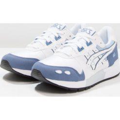 Asics Tiger GELLYTE Tenisówki i Trampki pigeon blue/white. Niebieskie tenisówki damskie Asics Tiger, z materiału. W wyprzedaży za 335,20 zł.