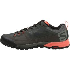 Buty sportowe damskie: Salomon X ALP SPRY Obuwie hikingowe castor gray/beluga/living coral