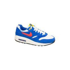 Buty Nike  Air Max 1 Gs 555766-108. Niebieskie buty sportowe damskie nike air max Nike. Za 269,99 zł.