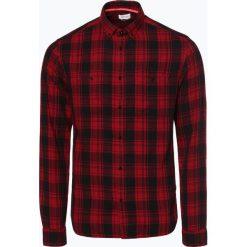 Marc O'Polo Denim - Koszula męska, brązowy. Szare koszule męskie na spinki marki Polo Ralph Lauren, l, z bawełny, button down, z długim rękawem. Za 349,95 zł.