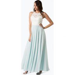 Marie Lund - Damska sukienka wieczorowa, zielony. Zielone sukienki balowe marki Reserved, z wiskozy. Za 449,95 zł.