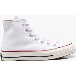 Converse - Trampki. Szare trampki i tenisówki damskie marki Converse, z gumy. W wyprzedaży za 249,90 zł.