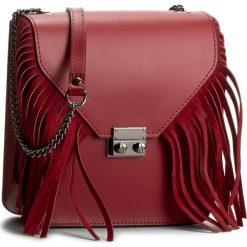 Torebka CREOLE - K10210 Czerwony. Czerwone torebki klasyczne damskie marki Reserved, duże. W wyprzedaży za 169,00 zł.