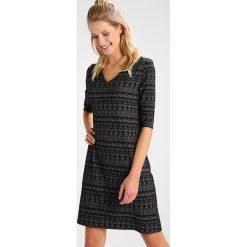 Sukienki hiszpanki: Cream MIRA Sukienka z dżerseju pitch black