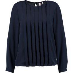 Seidensticker Bluzka nachtblau. Niebieskie bluzki asymetryczne Seidensticker, z materiału. Za 349,00 zł.