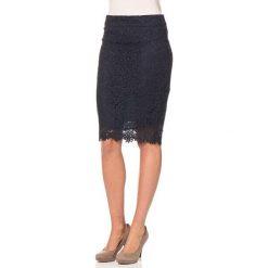 Spódniczki: Spódnica w kolorze granatowym