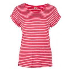 Timeout T-Shirt Damski S Czerwony. Czerwone t-shirty damskie Timeout, s, w paski. W wyprzedaży za 59,00 zł.