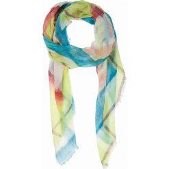 Chusty damskie: Chusta z kolorowym wzorem – 200 x 100 cm