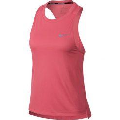 Bluzki damskie: koszulka do biegania damska NIKE DRY MILER TANK / 932497-823 - MILER TANK