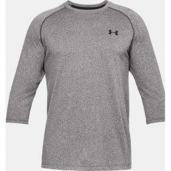 Under Armour Koszulka męska Tech Power Sleeve szara r. S (1253535-019). Szare koszulki sportowe męskie marki Under Armour, m. Za 95,66 zł.