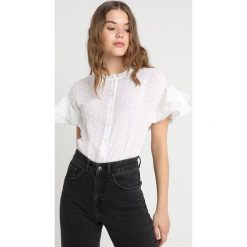 Bluzki asymetryczne: Leon & Harper CARESSE Bluzka white