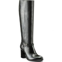 Buty zimowe damskie: Kozaki BALDACCINI - 972000-0 Buffalo Czarny
