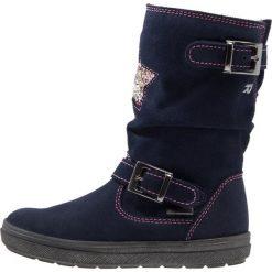Richter Kozaki atlantic/fuchsia/candy. Niebieskie buty zimowe damskie marki Roxy, z tworzywa sztucznego, na wysokim obcasie. W wyprzedaży za 197,45 zł.