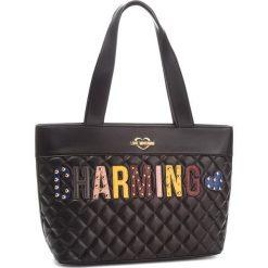 Torebka LOVE MOSCHINO - JC4224PP06KC0000 Nero. Czarne torebki klasyczne damskie Love Moschino, ze skóry ekologicznej. Za 929,00 zł.
