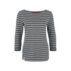 S.Oliver T-Shirt Damski 36 Szary. Szare t-shirty damskie S.Oliver, s. W wyprzedaży za 89,00 zł.