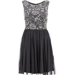 Sukienki hiszpanki: Lace & Beads CELESTIAL Sukienka koktajlowa grey