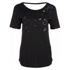 S.Oliver T-Shirt Damski 36 Czarny. Czarne t-shirty damskie marki S.Oliver, s. Za 119,00 zł.