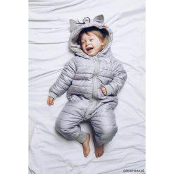 Kombinezony niemowlęce: Kombinezon zimowy - zewnętrzny - KOTEK
