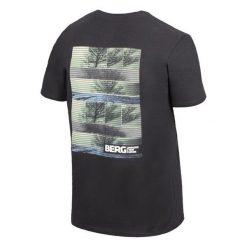 Koszulki sportowe męskie: BERG OUTDOOR BERG OUTDOOR koszulka BOUDDI T-SHIRT, czarna r. XL (P-10-EL4110701SS14-099-XL)