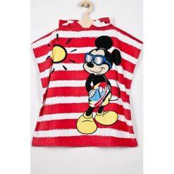 Blukids - Szlafrok dziecięcy Disney Mickey Mouse. Białe bielizna dziewczęca marki Reserved, m. Za 79,90 zł.