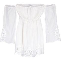 Sukienki hiszpanki: Ivyrevel SHEER Sukienka letnia white