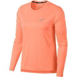 Koszulka do biegania damska NIKE MILER LONG SLEEVE / 905127-827 - MILER LONG SLEEVE. Niebieskie bluzki z odkrytymi ramionami marki 4f, s. Za 111,00 zł.