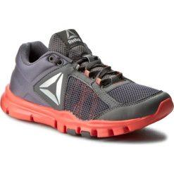 Buty Reebok - Yourflex Trainette 9.0 Mt BD4823 Grey/Pink/White. Szare buty do fitnessu damskie Reebok, z materiału, reebok yourflex. W wyprzedaży za 169,00 zł.