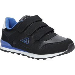 Czarne buty sportowe na rzepy American 13. Czarne buciki niemowlęce American, na rzepy. Za 69,99 zł.
