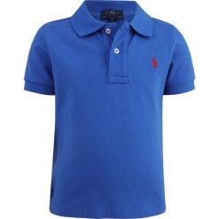 Bluzki dziewczęce bawełniane: Polo Ralph Lauren CUSTOM TOPS Koszulka polo new iris