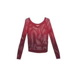 Swetry Roxy  CRAZY CITY. Czerwone swetry klasyczne damskie Roxy, xl. Za 279,20 zł.