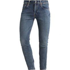Levi's® 519 EXTREME SKINNY FIT Jeans Skinny Fit broken adv. Niebieskie rurki męskie marki Levi's®, z bawełny. Za 399,00 zł.