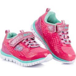 Wiązane buty sportowe american American Club różowe. Czerwone buciki niemowlęce American CLUB. Za 89,90 zł.