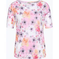 Munich Freedom - T-shirt damski, czarny. Czarne t-shirty damskie Munich Freedom, l, w kwiaty, z dżerseju. Za 179,95 zł.