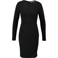 Sukienki hiszpanki: Miss Parisienne Sukienka koktajlowa black