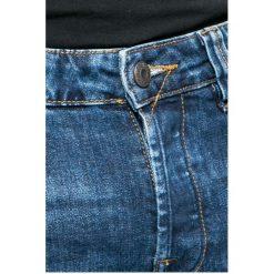 Only & Sons - Jeansy Loom. Niebieskie jeansy męskie slim marki Only & Sons, z bawełny. W wyprzedaży za 79,90 zł.