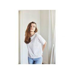 AIMEE BIAŁY t-shirt. Białe t-shirty damskie Gau great as you, m, z bawełny. Za 139,00 zł.