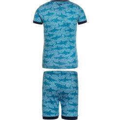 Hatley SHARK ALLEY SHORT  Piżama blue. Niebieskie bielizna chłopięca Hatley, z bawełny. Za 139,00 zł.