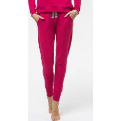 Cardio Bunny - Spodnie Poppy. Czerwone bryczesy damskie marki Cardio Bunny, l, z bawełny. W wyprzedaży za 129,90 zł.